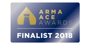 ARNA ACE awards finalist