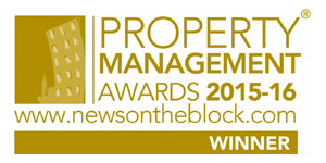 Property management awards winner